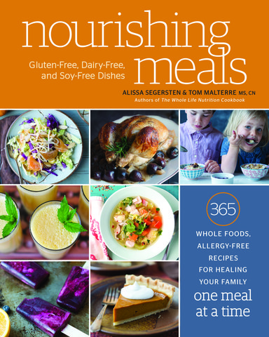 Nourishing meals cookbook whole life nutrition books from whole life nutrition forumfinder Choice Image