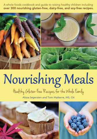 Nourishing Meals Cookbook cover